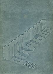 1955 Edition, Trinity High School - Olympus Yearbook (Washington, PA)