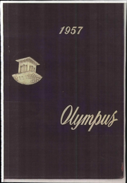 1957 Edition, Trinity High School - Olympus Yearbook (Washington, PA)