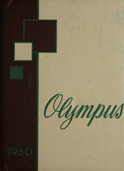 1960 Edition, Trinity High School - Olympus Yearbook (Washington, PA)