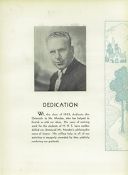 Page 7, 1933 Edition, Hollidaysburg High School - Chimrock Yearbook (Hollidaysburg, PA) online yearbook collection