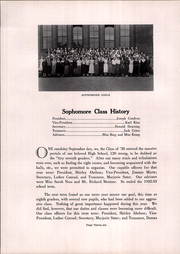 Page 40, 1936 Edition, Hollidaysburg High School - Chimrock Yearbook (Hollidaysburg, PA) online yearbook collection