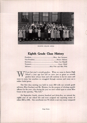 Page 44, 1936 Edition, Hollidaysburg High School - Chimrock Yearbook (Hollidaysburg, PA) online yearbook collection