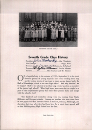 Page 46, 1936 Edition, Hollidaysburg High School - Chimrock Yearbook (Hollidaysburg, PA) online yearbook collection