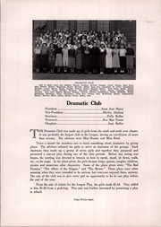 Page 52, 1936 Edition, Hollidaysburg High School - Chimrock Yearbook (Hollidaysburg, PA) online yearbook collection