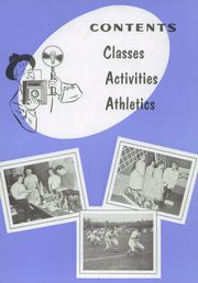 Page 11, 1959 Edition, Hollidaysburg High School - Chimrock Yearbook (Hollidaysburg, PA) online yearbook collection