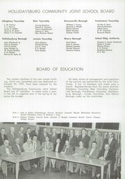 Page 16, 1959 Edition, Hollidaysburg High School - Chimrock Yearbook (Hollidaysburg, PA) online yearbook collection