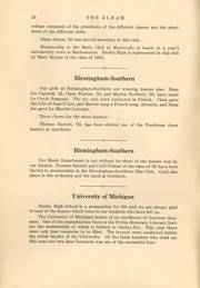 Page 12, 1925 Edition, Ensley High School - Jacket Yearbook (Birmingham, AL) online yearbook collection