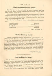 Page 15, 1925 Edition, Ensley High School - Jacket Yearbook (Birmingham, AL) online yearbook collection