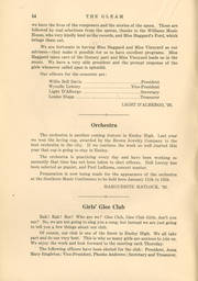 Page 16, 1925 Edition, Ensley High School - Jacket Yearbook (Birmingham, AL) online yearbook collection