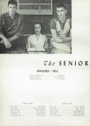 Page 14, 1953 Edition, Ensley High School - Jacket Yearbook (Birmingham, AL) online yearbook collection