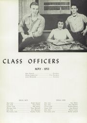 Page 15, 1953 Edition, Ensley High School - Jacket Yearbook (Birmingham, AL) online yearbook collection