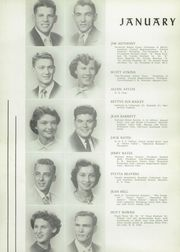Page 16, 1953 Edition, Ensley High School - Jacket Yearbook (Birmingham, AL) online yearbook collection