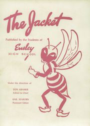 Page 5, 1953 Edition, Ensley High School - Jacket Yearbook (Birmingham, AL) online yearbook collection