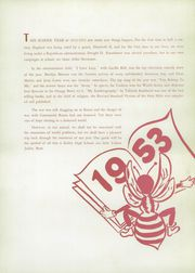 Page 6, 1953 Edition, Ensley High School - Jacket Yearbook (Birmingham, AL) online yearbook collection