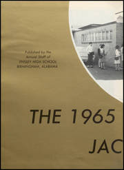 Page 12, 1965 Edition, Ensley High School - Jacket Yearbook (Birmingham, AL) online yearbook collection