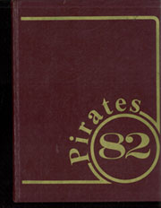 1982 Edition, Weogufka High School - Pirates Yearbook (Weogufka, AL)