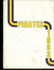 1983 Edition, Weogufka High School - Pirates Yearbook (Weogufka, AL)