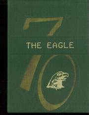 1970 Edition, Hokes Bluff High School - Eagle Yearbook (Hokes Bluff, AL)