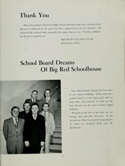 Page 15, 1952 Edition, Emmett High School - Squaw Butte Saga Yearbook (Emmett, ID) online yearbook collection