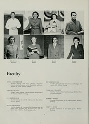 Page 16, 1952 Edition, Emmett High School - Squaw Butte Saga Yearbook (Emmett, ID) online yearbook collection