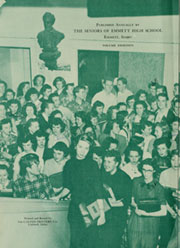Page 6, 1952 Edition, Emmett High School - Squaw Butte Saga Yearbook (Emmett, ID) online yearbook collection