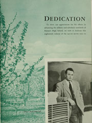 Page 9, 1952 Edition, Emmett High School - Squaw Butte Saga Yearbook (Emmett, ID) online yearbook collection