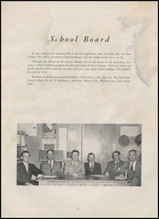 Page 15, 1953 Edition, Emmett High School - Squaw Butte Saga Yearbook (Emmett, ID) online yearbook collection