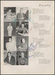 Page 17, 1953 Edition, Emmett High School - Squaw Butte Saga Yearbook (Emmett, ID) online yearbook collection