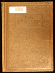 Twin Falls High School - Coyote Yearbook (Twin Falls, ID) online yearbook collection, 1925 Edition, Page 1
