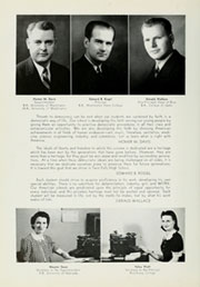 Page 14, 1941 Edition, Twin Falls High School - Coyote Yearbook (Twin Falls, ID) online yearbook collection