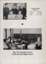 Page 15, 1948 Edition, Twin Falls High School - Coyote Yearbook (Twin Falls, ID) online yearbook collection