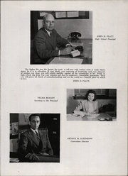 Page 9, 1948 Edition, Twin Falls High School - Coyote Yearbook (Twin Falls, ID) online yearbook collection