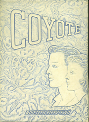 Page 1, 1952 Edition, Twin Falls High School - Coyote Yearbook (Twin Falls, ID) online yearbook collection