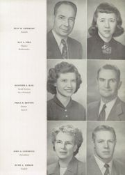 Page 17, 1952 Edition, Twin Falls High School - Coyote Yearbook (Twin Falls, ID) online yearbook collection