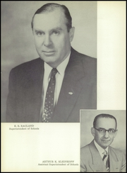 Page 16, 1957 Edition, Twin Falls High School - Coyote Yearbook (Twin Falls, ID) online yearbook collection