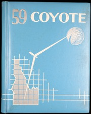 Page 1, 1959 Edition, Twin Falls High School - Coyote Yearbook (Twin Falls, ID) online yearbook collection