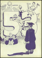 Page 3, 1953 Edition, Billings Senior High School - Kyote Yearbook (Billings, MT) online yearbook collection