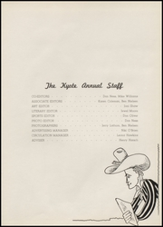 Page 7, 1954 Edition, Billings Senior High School - Kyote Yearbook (Billings, MT) online yearbook collection