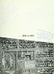 Page 13, 1963 Edition, Billings Senior High School - Kyote Yearbook (Billings, MT) online yearbook collection