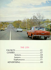 Page 7, 1963 Edition, Billings Senior High School - Kyote Yearbook (Billings, MT) online yearbook collection