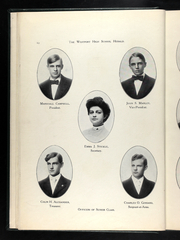 Page 16, 1907 Edition, Westport High School - Herald Yearbook (Kansas City, MO) online yearbook collection