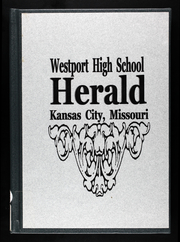 Page 1, 1921 Edition, Westport High School - Herald Yearbook (Kansas City, MO) online yearbook collection