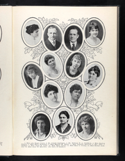 Page 11, 1921 Edition, Westport High School - Herald Yearbook (Kansas City, MO) online yearbook collection
