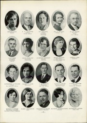 Page 13, 1936 Edition, Westport High School - Herald Yearbook (Kansas City, MO) online yearbook collection