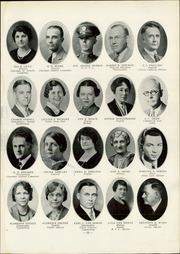 Page 15, 1936 Edition, Westport High School - Herald Yearbook (Kansas City, MO) online yearbook collection