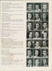 Page 13, 1945 Edition, Westport High School - Herald Yearbook (Kansas City, MO) online yearbook collection