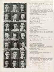 Page 16, 1945 Edition, Westport High School - Herald Yearbook (Kansas City, MO) online yearbook collection
