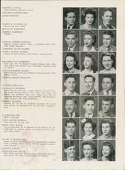 Page 17, 1945 Edition, Westport High School - Herald Yearbook (Kansas City, MO) online yearbook collection