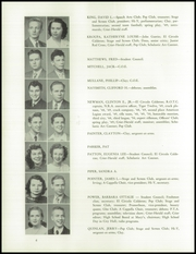 Page 10, 1950 Edition, Westport High School - Herald Yearbook (Kansas City, MO) online yearbook collection