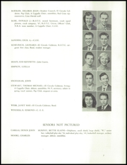 Page 11, 1950 Edition, Westport High School - Herald Yearbook (Kansas City, MO) online yearbook collection